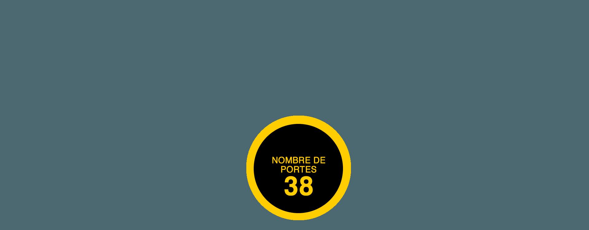 Domaine Ancestra projet d'habitation de 38 portes